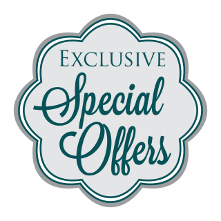 Exclusive Special Offers seal from Randolph Center for Dental Excellence